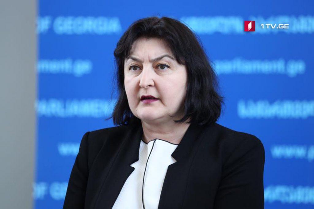 ადა მარშანია - რუსეთთან პირდაპირი დიალოგი დიდი ხანია, დასაწყებია და პირველი ნაბიჯი საქართველომ უნდა გადადგას