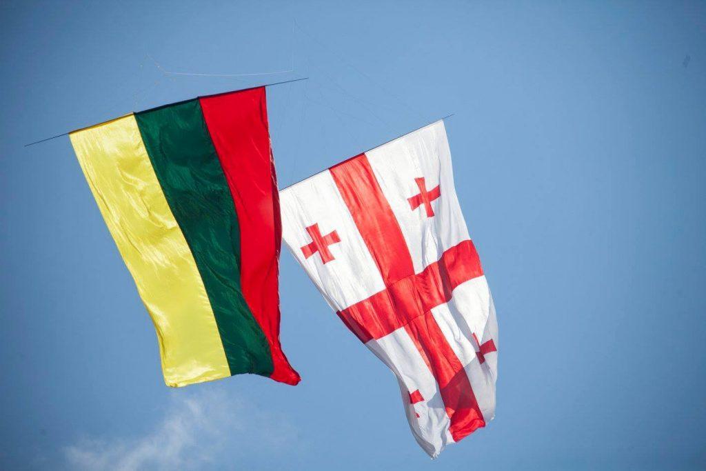В Литве с сегодняшнего дня официально вошло в силу аутентичное название Грузии - Sakartvelas