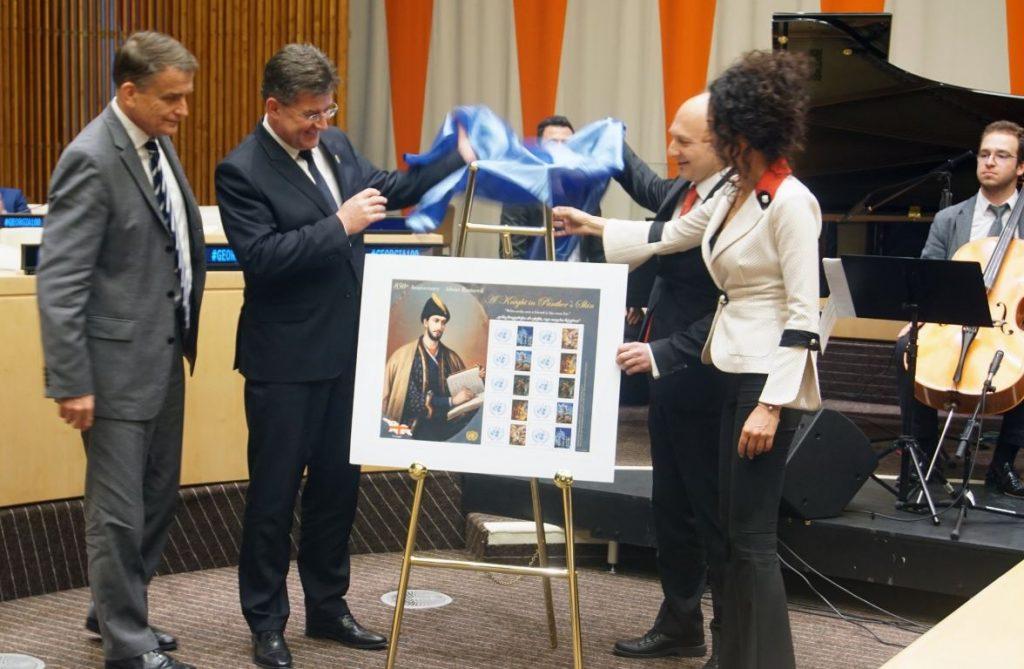 Ambassadors of UN countries congratulate Georgia