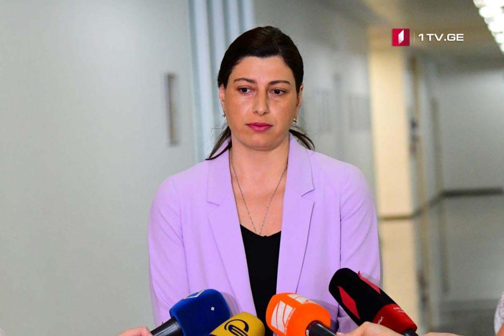 Sophio Katsarava – High sense of responsibility and accountability before society on part of Bidzina Ivanishvili is not surprising