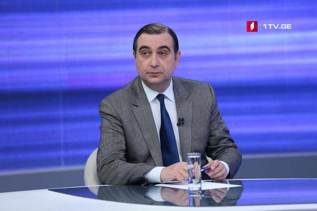 Михаил Чхенкели назначен министром образования, науки, культуры и спорта Грузии