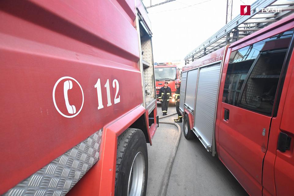 Three people injured in explosion at Bazaleti IDP Settlement