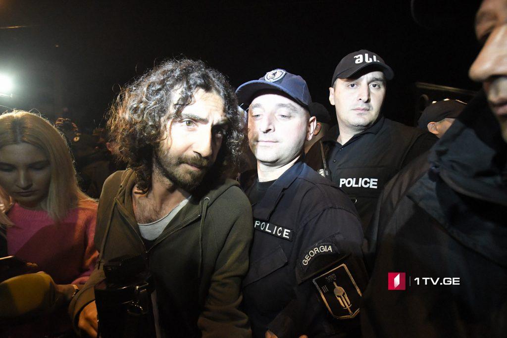 Թբիլիսիում, ցույցի ժամանակ վարչական կարգով ձերբակալված մի քանի անձ ազատվել է
