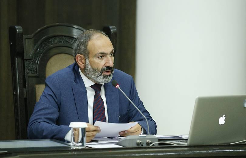 Никол Пашинян - Открытие транспортного сообщения полностью изменит логику экономического развития в регионе