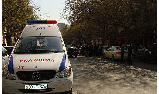 Two died and two injured as a result of explosion in Baku