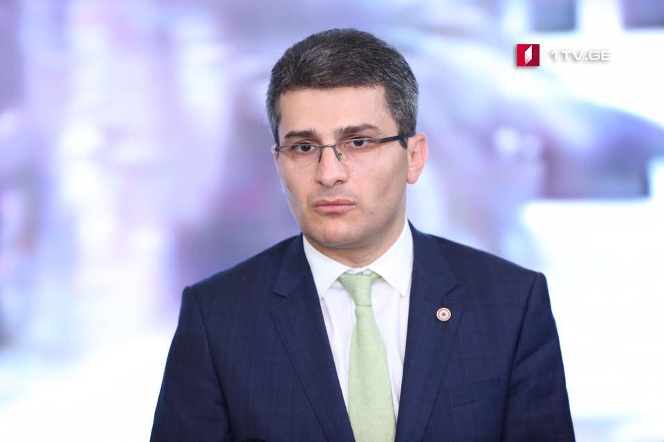 Mamuka Mdinaradze – President woke up by message box of National Movement
