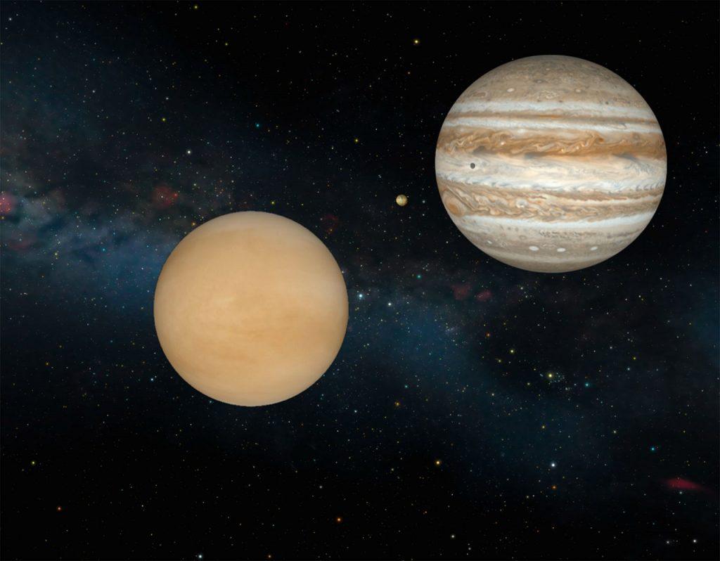 იუპიტერი და ვენერა დედამიწის ორბიტას ამრუდებენ - რა შედეგები აქვს ამ მოვლენას ჩვენს პლანეტაზე