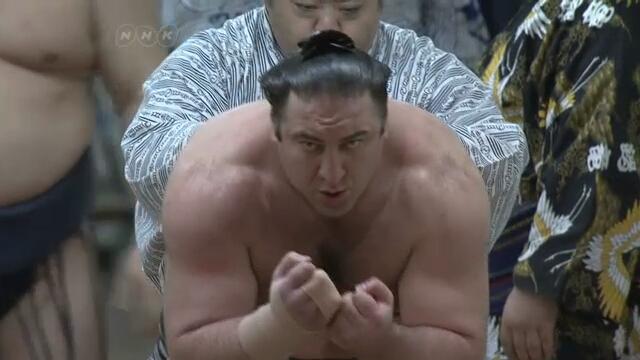 იაპონიის სამაუწყებლო კომპანია (NHK) - ტოჩინოშინს ოძეკის რანგს მიანიჭებენ