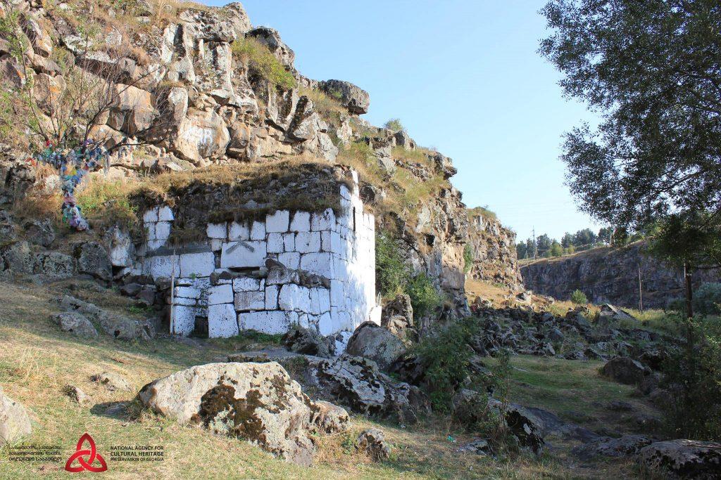 Церкви в каньоне Ахалкалаки присвоен статус памятника культурного наследия