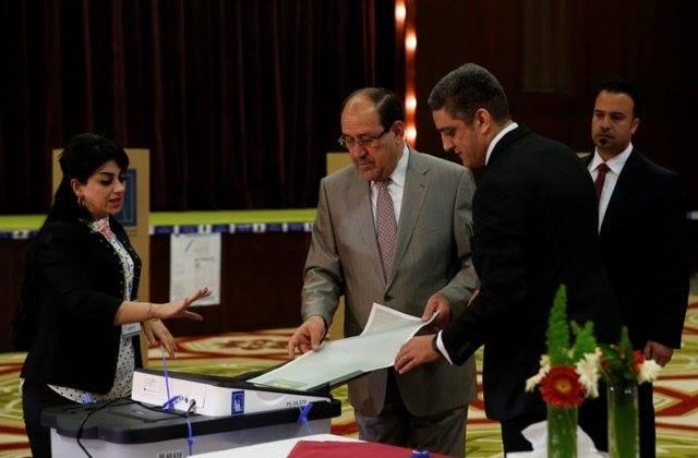 ერაყში საპარლამენტო არჩევნები იმართება