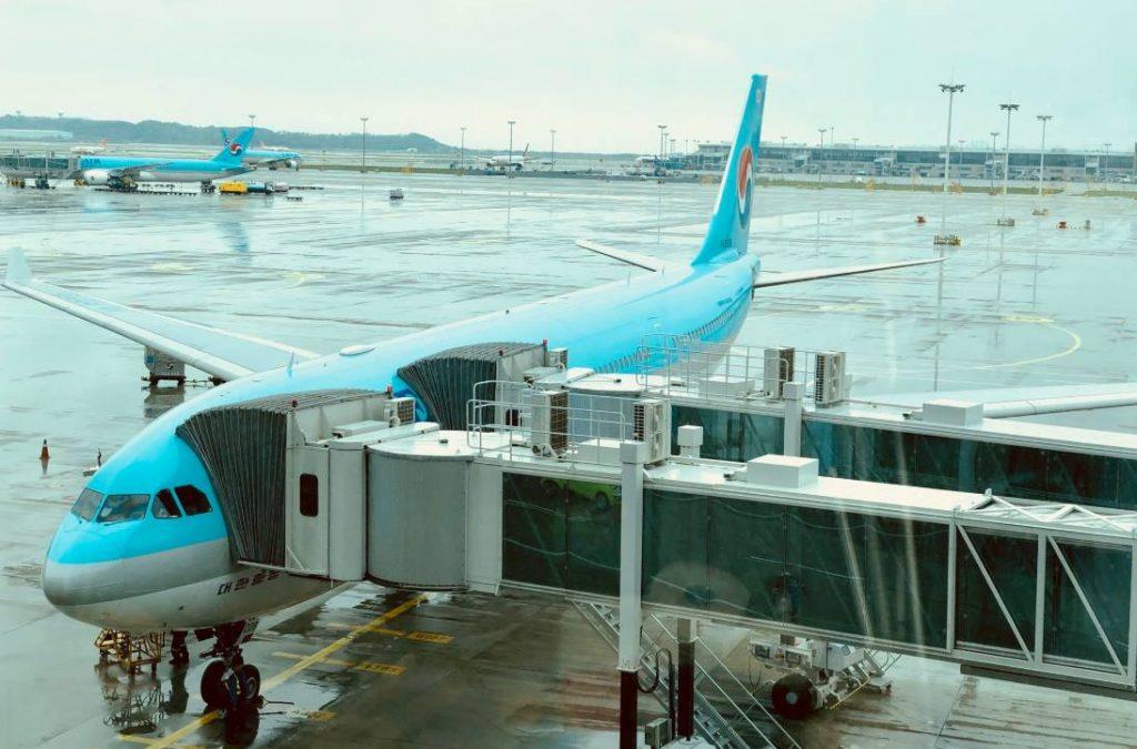 Սեուլից Թբիլիսի իրականացվում է առաջին ուղիղ ավիաչվերթը (ֆոտոշարք)