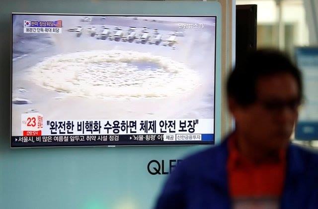 ფხენიანმა მიიღო იმ სამხრეთ კორეელი ჟურნალისტების სია, რომლებიც ბირთვული ცდების პოლიგონის დახურვას დაესწრებიან