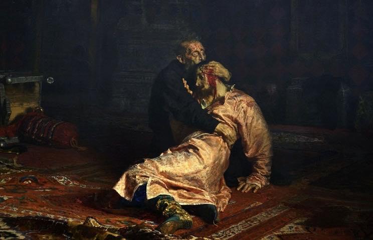 ილია რეპინის ტილოს დაზიანების შემდეგ, ტრეტიაკოვის გალერეა კანონის გამკაცრებას ითხოვს