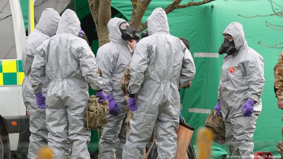 უკრაინამ ნატო-ს რუსეთის მიერ ბიოლოგიურ და ქიმიურ იარაღზე შესაძლო მუშაობის შესახებ ანგარიში წარუდგინა