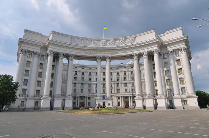 МИД Украины – Решение Сирии является свидетельством желания режима Асада угодить Кремлю