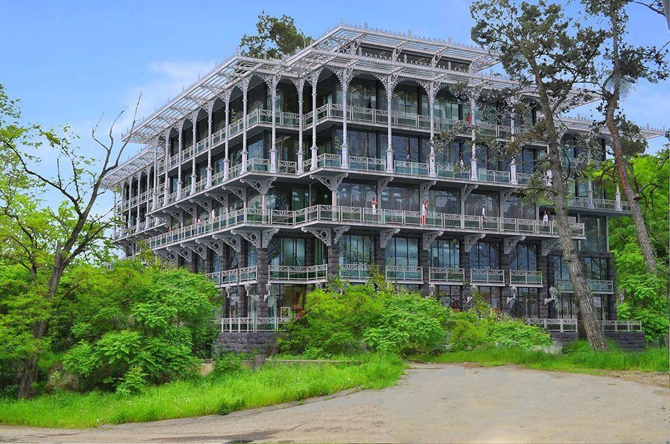 ვაკის პარკის ტერიტორიაზე შესაძლოა, შვიდსართულიანი სასტუმრო აშენდეს