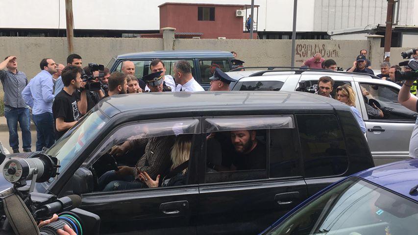 Tbilisi City Court announced decision into Khorava Street case