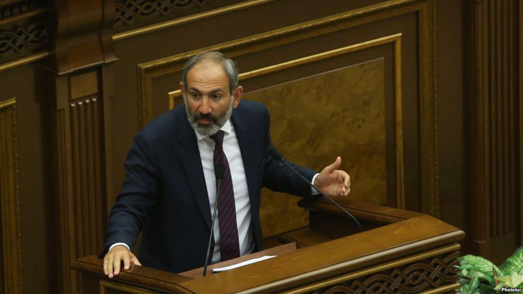 Никол Пашинян - Когда Азербайджан угрожает уничтожением армянской государственности, странно говорить о компромиссе
