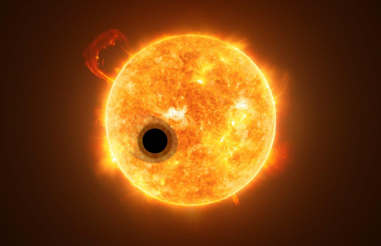 შორეულ ეგზოპლანეტაზე ჰელიუმი აღმოაჩინეს - პირველად ისტორიაში