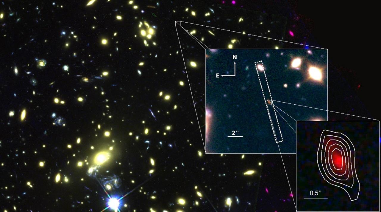 აღმოჩენილია დიდი აფეთქებიდან 250 მლნ წლის შემდეგ დაბადებული ვარსკვლავები