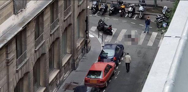 პარიზში ცივი იარაღით თავდასხმისას ერთი ადამიანი დაიღუპა