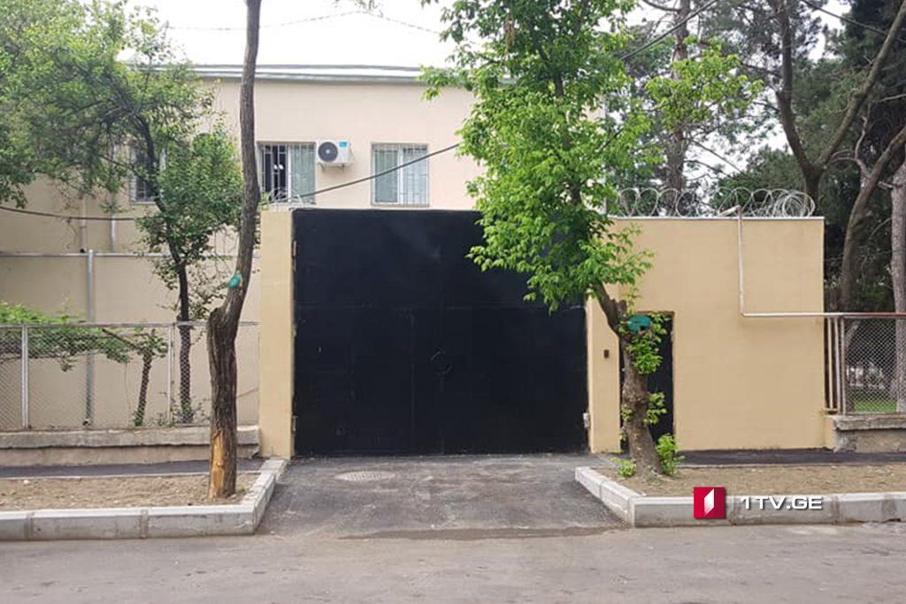 Թբիլիսիում, ակցիային ձերբակալվածներից չորսին տեղափոխել են Ռուսթավիի նախնական ձերբակալման մեկուսարան