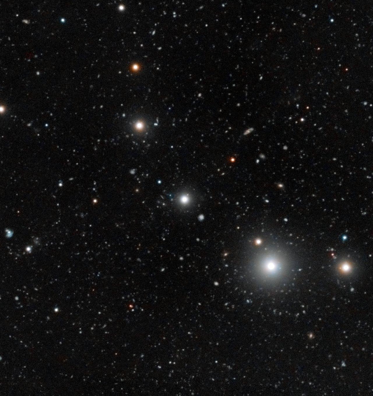 აღმოჩენილია 6 უცნაური, ცარიელი გალაქტიკა, რომლებშიც ვარსკვლავები არ არის