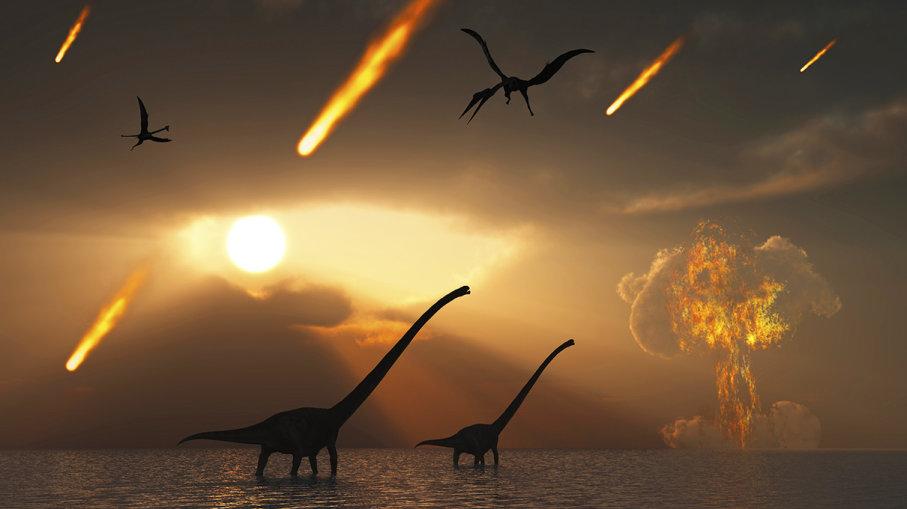 დინოზავრების მკვლელმა ასტეროიდმა დედამიწაზე 100 000-წლიანი გლობალური დათბობა გამოიწვია - ახალი კვლევა