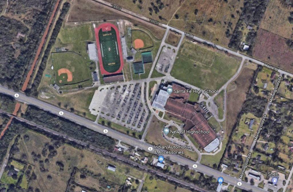 აშშ-ში, სანტა ფეს სკოლაში შეიარაღებული პირი იმყოფება