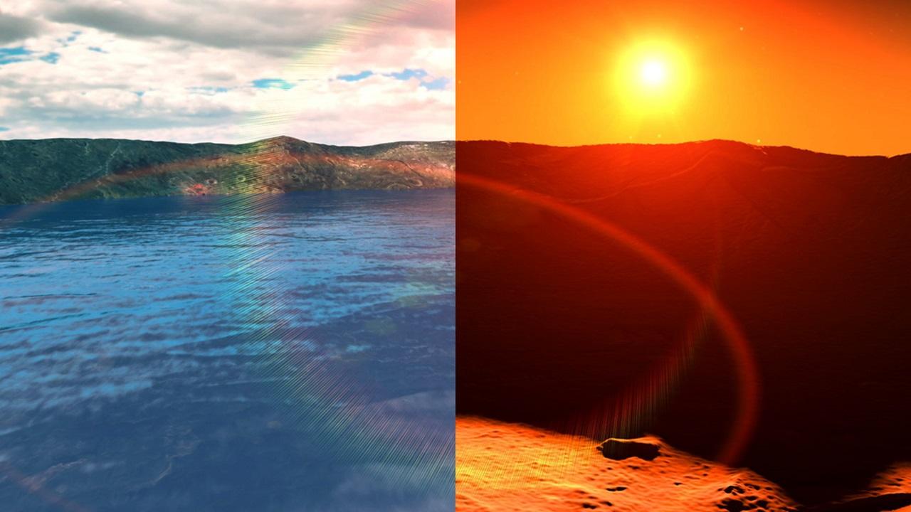 არამიწიერი სიცოცხლის ნიშანი შესაძლოა, ეგზოპლანეტათა ატმოსფეროს სეზონური ცვლილება იყოს