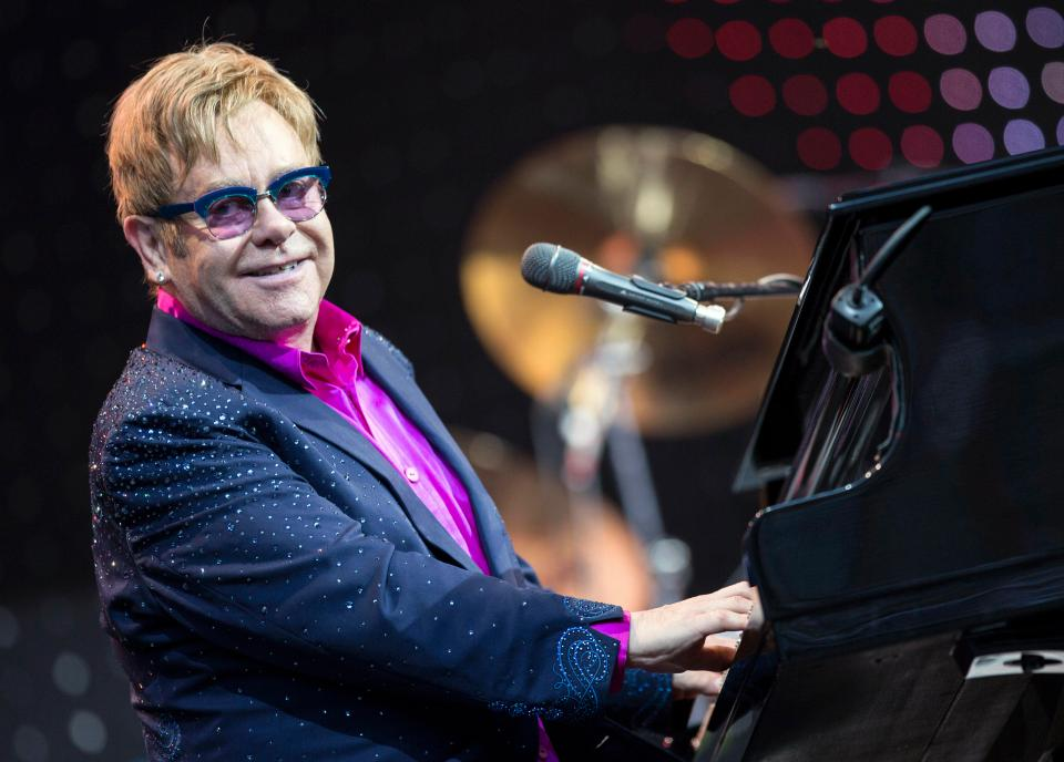 Holders of September 16-17 tickets can attend Elton John's concerts