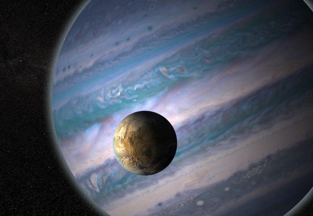 აღმოჩენილია 121 გიგანტური პლანეტა, რომელთა მთვარეებზე შესაძლოა, სიცოცხლე იყოს