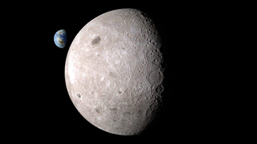 ჩინეთმა მთვარის ბნელ მხარეს მავალის დასასმელად უზარმაზარი ნაბიჯი გადადგა