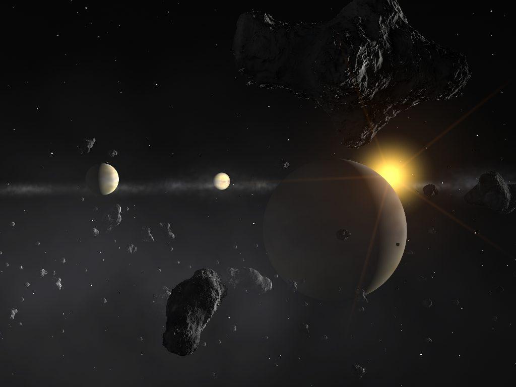 მოხეტიალე ვარსკვლავი მზის სისტემაში იმაზე ადრე შემოიჭრება, ვიდრე გვეგონა