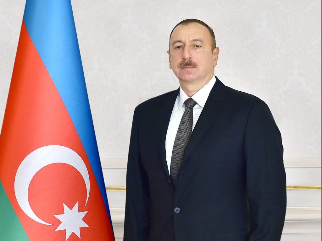 Ильхам Алиев - Дружественному народу Грузии желаю мира и благополучия