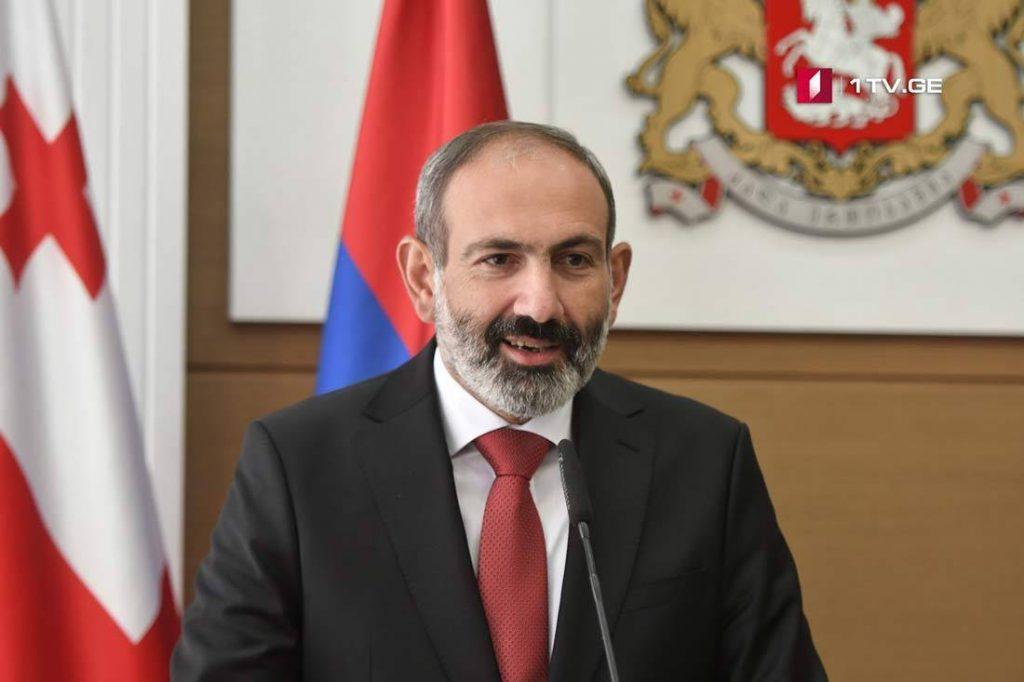 ნიკოლ ფაშინიანი-სომხეთმა პირველი დემოკრატიული რესპუბლიკის დაარსება თბილისში გამოაცხადა და ეს ფაქტიც აჩვენებს, რომ სომხურ-ქართული ურთიერთობები არის ძალიან ღრმა