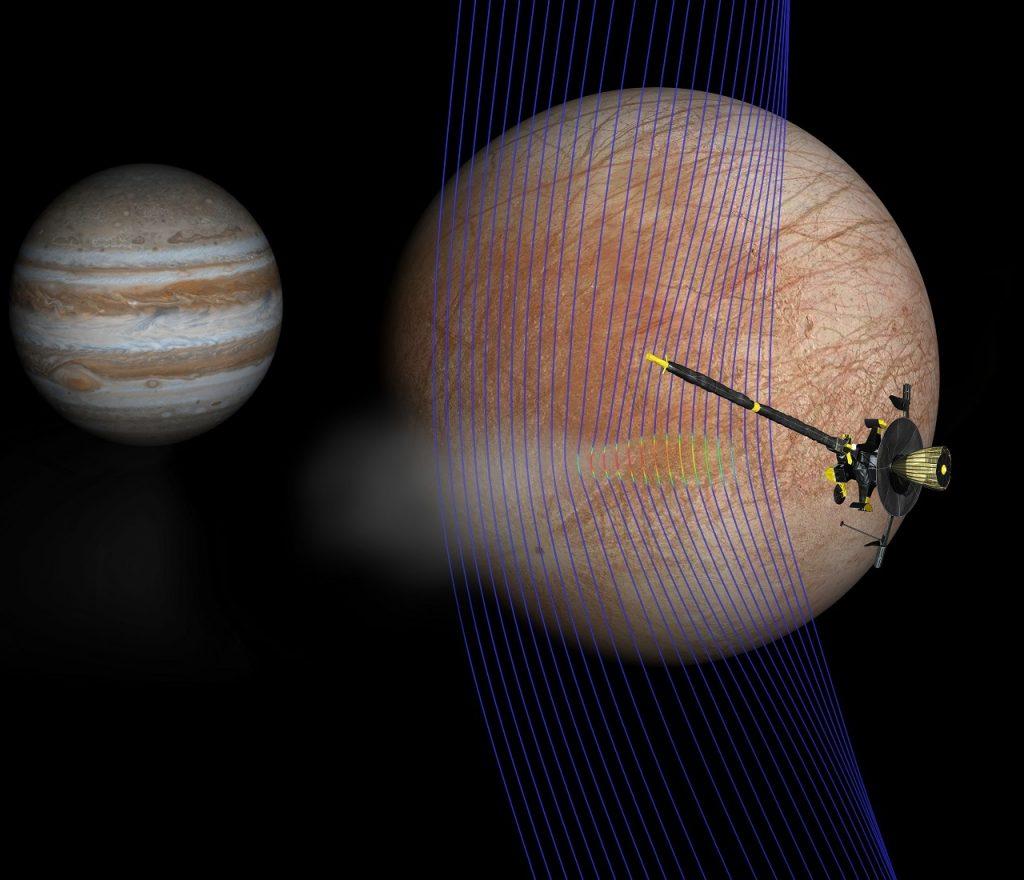 NASA ევროპაზე წყლის გიგანტური გეიზერების ახალ მტკიცებულებებს ასაჯაროებს