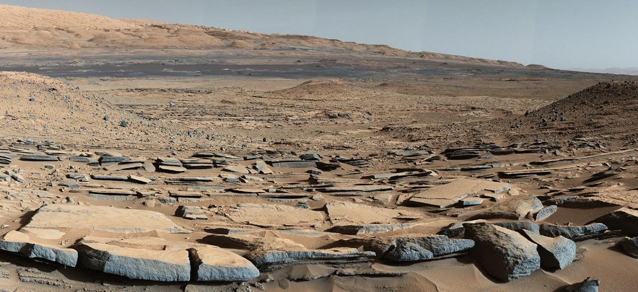 მარსის ქანები შესაძლოა, 4 მლრდ წლის წინანდელი სიცოცხლის ნიშნებს მალავს