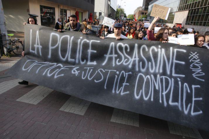 Belçika polisi miqrantların təqibi əməliyyatı zamanı iki yaşlı qızı öldürdü