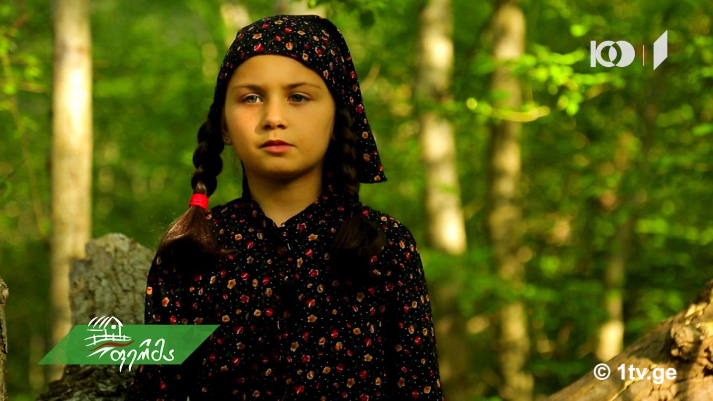 #არტიშოკი საქართველოში ყველაზე პატარა ფერმერის, ნანუკას ოცნებები