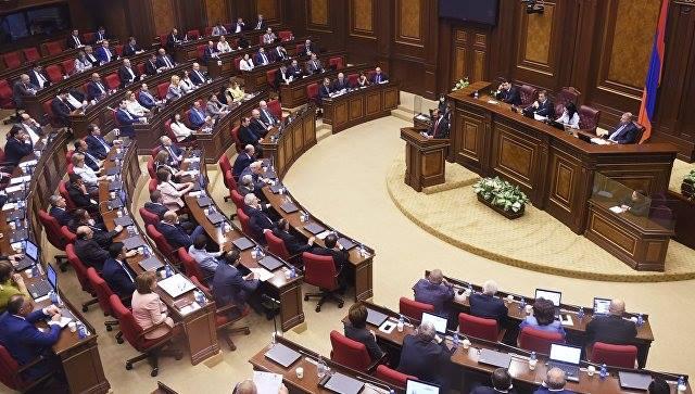 """""""Республиканская партия"""" Армении потеряла большинство в парламенте"""
