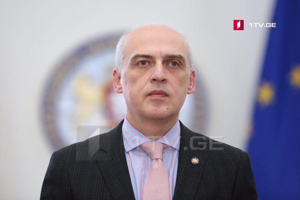 Давид Залкалиани – Россия постоянно использует разные вопросы, чтобы оказать воздействие на изменение Женевского формата