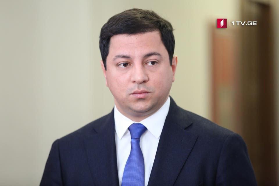 Арчил Талаквадзе - Мы живем в правовом государстве, где правосудие вершится в зале суда