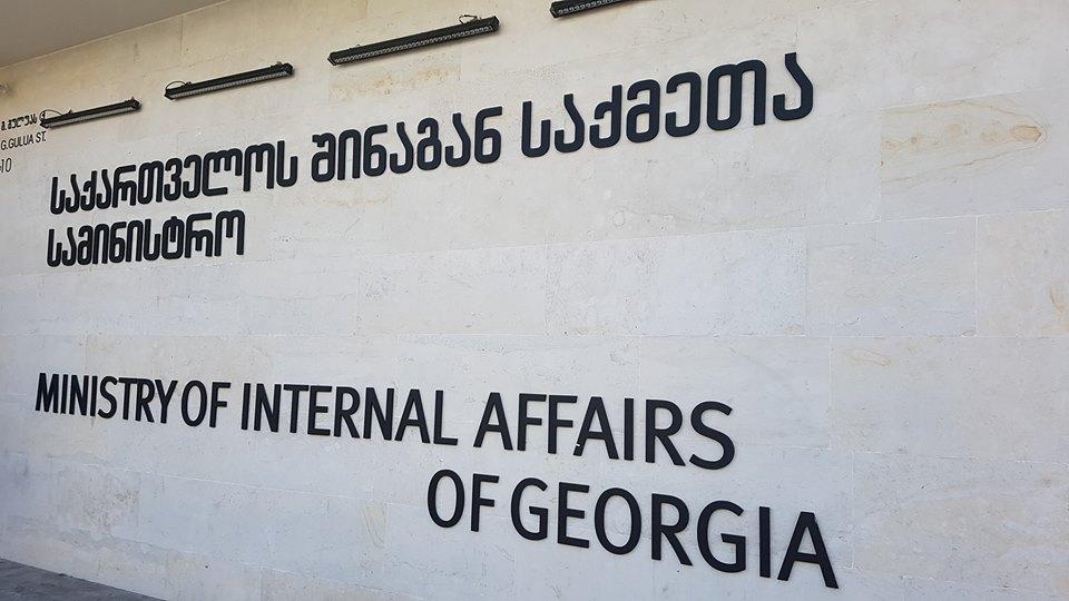 В МВД завершился допрос двух свидетелей по делу об убийстве на улице Хорава