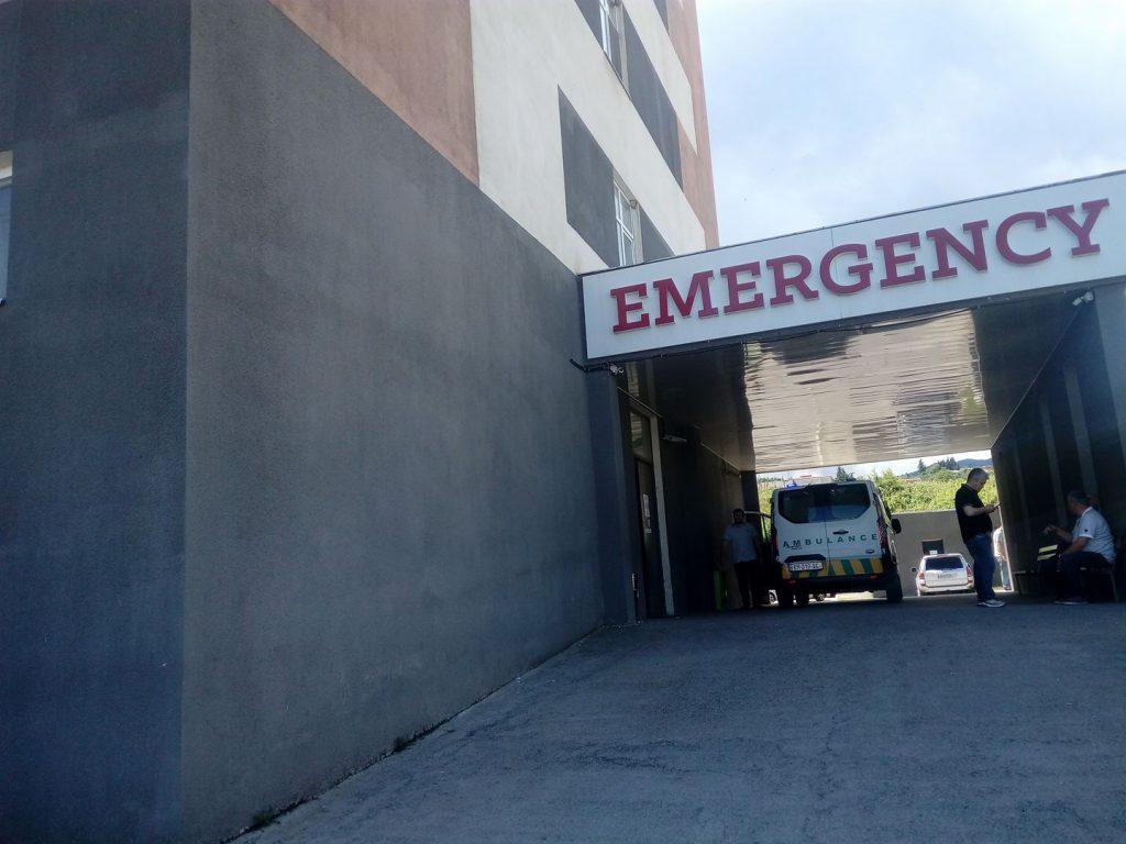 გომბორზე ავარიისას დაშავებული არასრულწლოვანი ოპერაციის შემდეგ მკურნალობას თბილისში გააგრძელებს