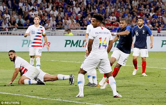 საფრანგეთმა აშშ-ს შინ ვერ მოუგო