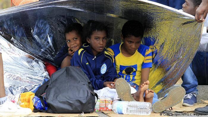 Oxfam-ი საფრანგეთის სასაზღვრო დაცვას მიგრანტების უფლებების დარღვევაში ადანაშაულებს