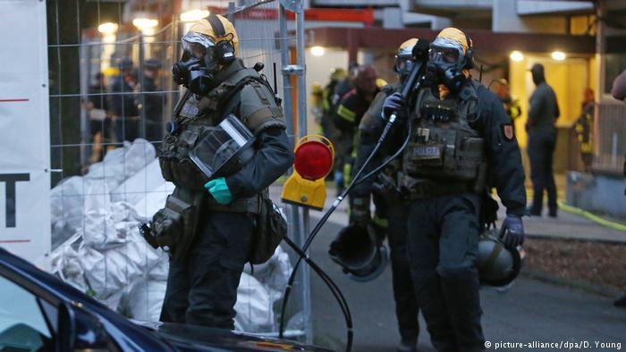 გერმანიაში დაკავებული მამაკაცი ბიოლოგიური იარაღით ტერაქტის განხორციელებას აპირებდა