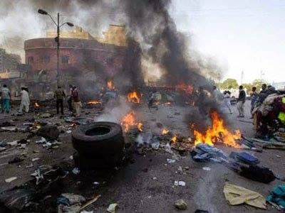 ნიგერიის ქალაქ დამბოაში ტერაქტს 31 ადამიანი ემსხვერპლა