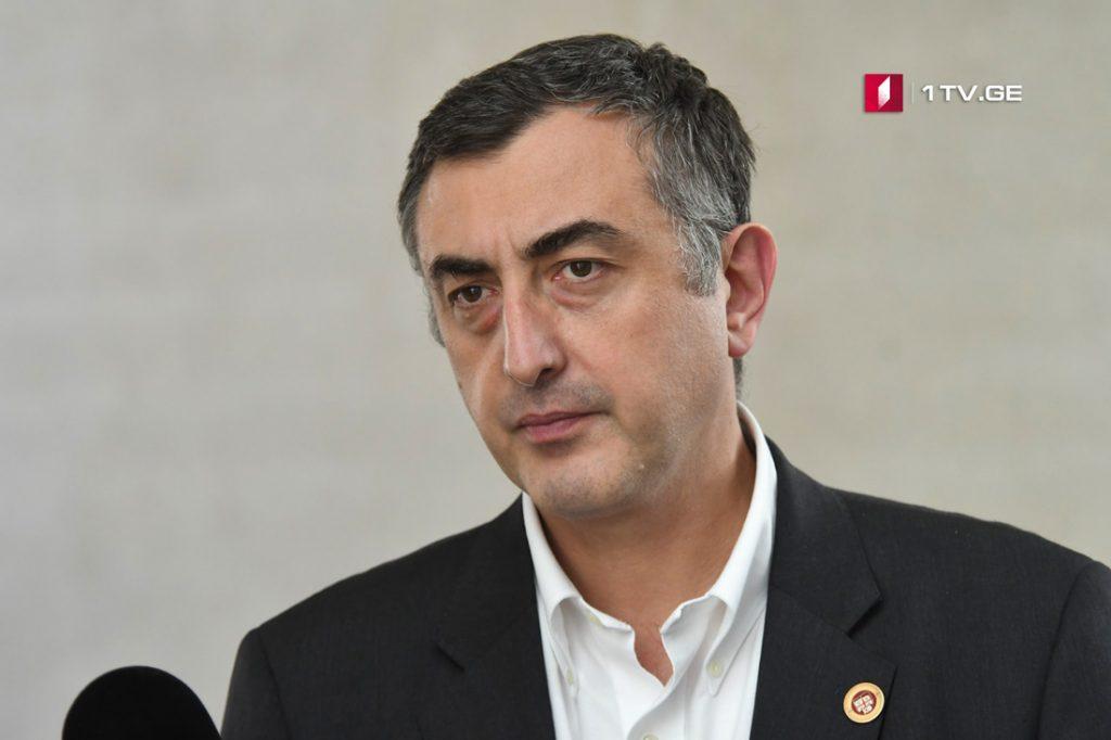 Оппозиционный депутат критикует формат Карасина-Абашидзе